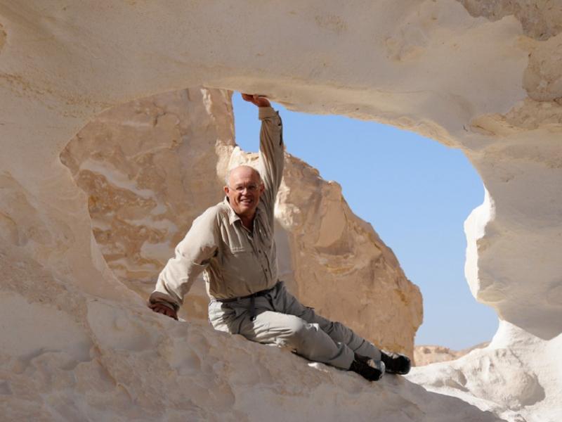 Egypt : White Desert (Sahara el Beyda) (2007)