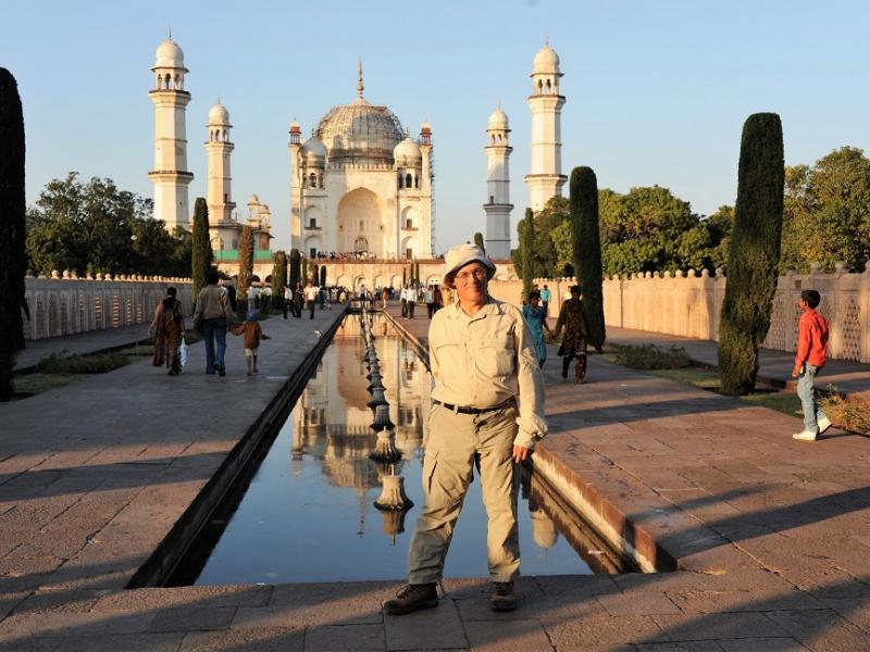 Aurangabad (India) : Bibi Qa Maqbara Mausoleum (2011)