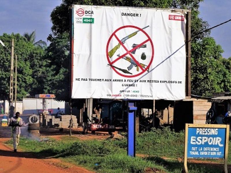 Bangui (RCA - République Centrafricaine) (2017)